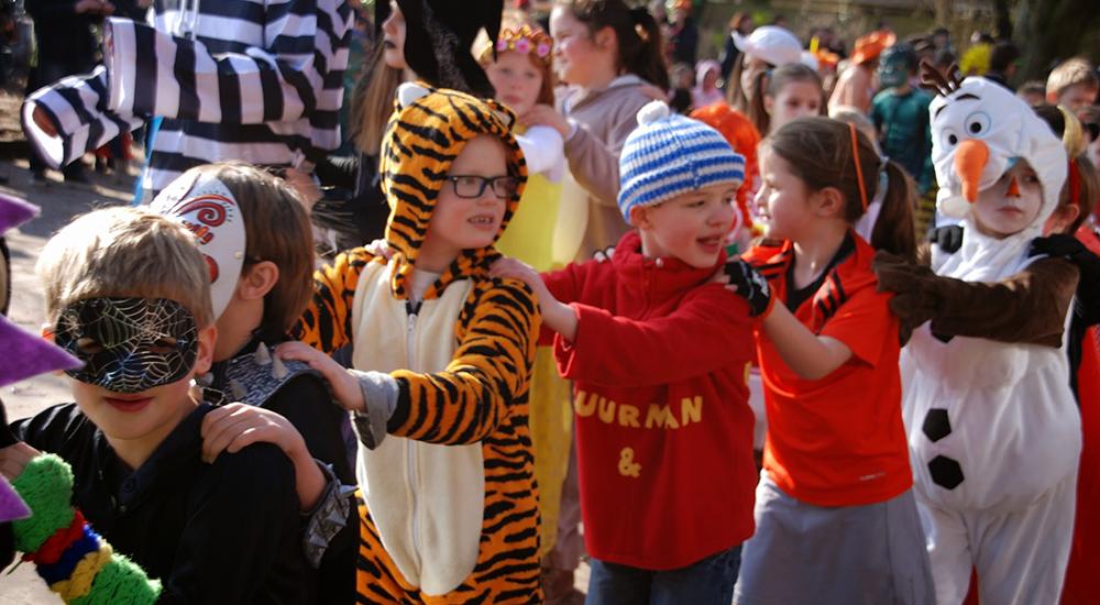 Carnaval Aloysiusschool